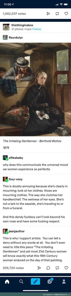 Tumblr Posts, Funny Memes, Jokes, The More You Know, Patriarchy, Faith In Humanity, Social Justice, Art History, History Quotes