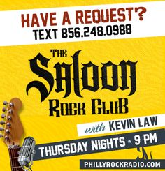 The Saloon Rock Club Thursday Nights at 9pm