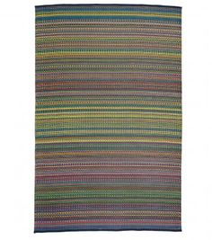 Reclaimed Rainbow Rug Made from recycled plastic bottles and packing material scraps, our reversible indoor-outdoor rug from Mad Mats® is strong enough to withstand kitchen or outdoor foot traffic. Indoor Outdoor Rugs, Outdoor Decor, Outdoor Stuff, Outdoor Ideas, Outdoor Living, Patio Rugs, Recycle Plastic Bottles, Recycled Bottles, Painted Floors