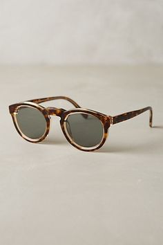 Super Paloma Sagoma Sunglasses #anthroregistry