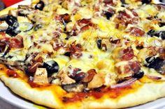 Pizza-carnivora ... www.gurmandino.ro