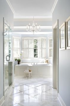 bathroom chandeliers - Google Search