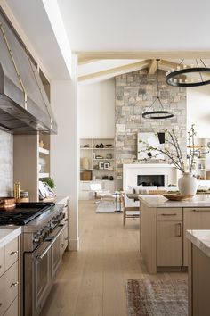 PC Contemporary Project: The Dining Space, Kitchen, & Dining Nook Kitchen Dinning, Dining Nook, Living Room Kitchen, Home Living Room, Space Kitchen, New Kitchen, Living Area, Kitchen Ideas, Living Room Remodel