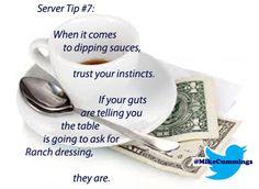Server Tip #7 by Mike Cummings.