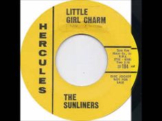 Sunliners - So In Love / Little Girl Charm - Hercules 184 - 1962