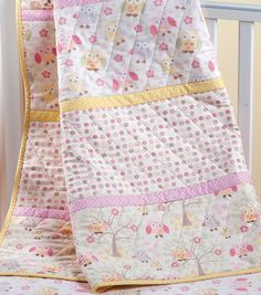 Owl love you lots :) #quilt #nursery #baby