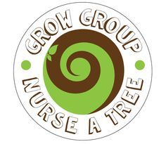 Nurse a Tree has a logo #SouthAfrica #helloWorld #trees #seeds #milliontreecampaign #growgroup