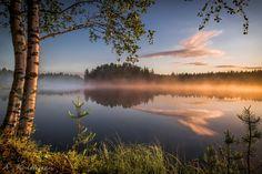 Finland,summer,lake http://imgur.com/gallery/nsC29