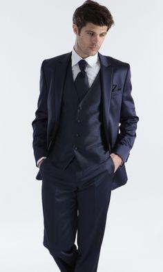 costume pour homme bleu marine - Costume Mariage Homme Devred