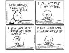 Dear Library...