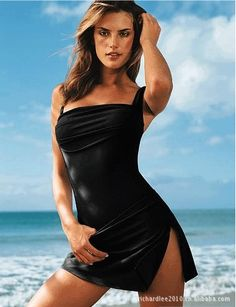Black One Piece Bathing Suits On Sale ($45.00)