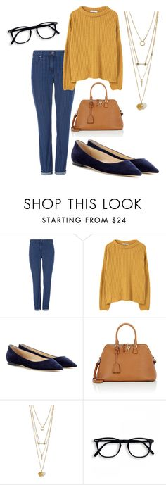 """""""Untitled #603"""" by tammydevoll ❤ liked on Polyvore featuring MANGO, Jimmy Choo and Maison Margiela"""