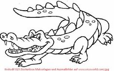 Alligator Coloring Pages. In this category, you will find coloring pictures about the alligator! All alligator coloring pictures are suitable for printing. Castle Coloring Page, Turtle Coloring Pages, Pokemon Coloring Pages, Cartoon Coloring Pages, Animal Coloring Pages, Coloring Pages For Kids, Coloring Books, Art Crocodile, Alligator Tattoo