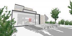 Villa SANUK | beervelde caan architecten - Google Search