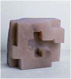 Elogio de la luz ©Eduardo Chillida Concrete Stone, Id Design, Plastic Art, Sculptures For Sale, Artwork Images, Contemporary Sculpture, Land Art, Minimalist Art, Sculpture Art