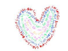 Random hearts..  http://www.marvellousmarriage.com