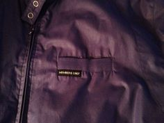VINTAGE MEMBERS OnLY Jacket Coat Adult SMALL LIGHT PURPLE  Nylon Windbreaker  #membersonly