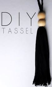 the HUNTED INTERIOR: D I Y Tassel