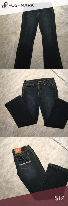 Lucky Brand jeans Lucky Brand jeans. I had them professionally altered from a size 12 to a size 8. Good condition Lucky Brand Jeans Boot Cut