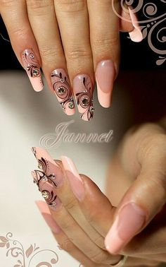 48 - #nails #stiletto #stilettonails #nail
