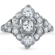 The Ottavia Ring from Brilliant Earth the dreams alive