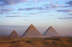 egyptian pyramids photography