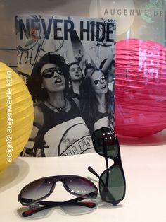 RayBan Sonnenbrillen in großer Auswahl bei der Augenweide Optik Köln