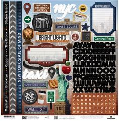 Your UK on-line store for Holiday and Travel Scrapbooking paper, stickers Scrapbook albums and more. Including England New York Scrapbooking France Las Vegas Cruise Camping Ski Disney Scrapbook Albums Italy Egypt New York Scrapbooking, Queens Nyc, Disney Sweatshirts, Arts And Crafts Supplies, Scrapbook Stickers, Color Themes, New York City, Card Stock, Print Patterns