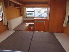 Niewiadow N126 E - Schönberg Caravan Mini Caravan, Fiat 126, Caravan Makeover, Camping Car, Deco, Campers, Home, Camper Van, Camper Trailers
