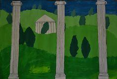 Greek lesson- landscape/perspective