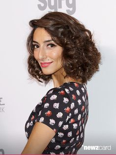 Actress Necar Zadegan attends the 2015 NBCUniversal Cable Entertainment Upfront at The Jacob K. Javits Convention Center on May 14, 2015 in New York City. (Photo by Jim Spellman/WireImage)