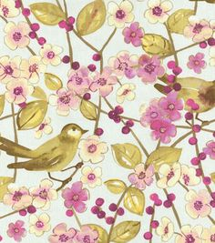 Waverly Home Decor Print Fabric- In The Air Heather