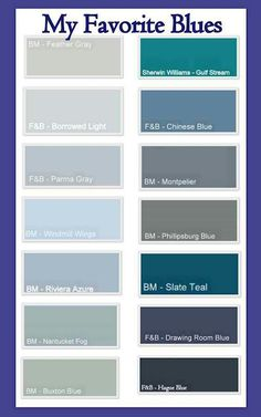 Playroom Design Colour Palettes