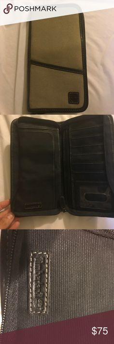 Travel wallet timberland travel wallet. NWOT. Bought and never used it. Timberland Bags Wallets