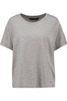 MARC BY MARC JACOBS Pima cotton-jersey T-shirt. #marcbymarcjacobs #cloth #t-shirt