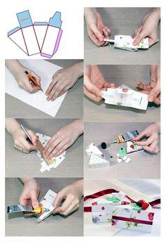 kağıttan kutu yapımı - Google'da Ara