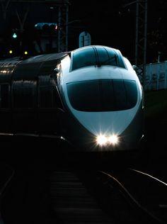 Japan View train Romance-Car Hakone