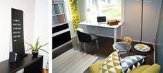 Ain laulain työtäs tee - P. Corner Desk, Tees, Interior, Furniture, Home Decor, Corner Table, T Shirts, Decoration Home, Indoor