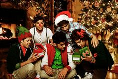 Dear Santa, this year I wish for this Five boys for Christmas!