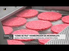 Como Se Faz - Hamburger da McDonalds - YouTube