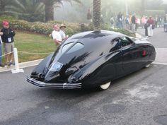 Top Villain Cars of All Time: Phantom Corsair Despicable Me http://www.willisford.com/