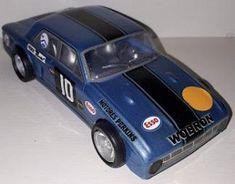 Maqueta Ford Falcon Angostado #10 Carmelo Galbato 1968   PRODUCTOS   Grimparts