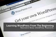 I started to think to make it serious to learn WordPress for myself, from the beginning, comprehend it thoroughly and hopefully become one of the WordPress master on the globe.