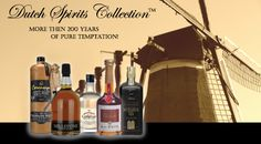 Dutch spirits collection