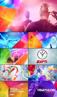 ESPN - SPECIAL OLYMPICS 2015 - STATE DESIGN