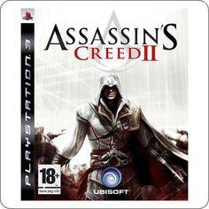 PS3 Assassins Creed 2 R$69.90