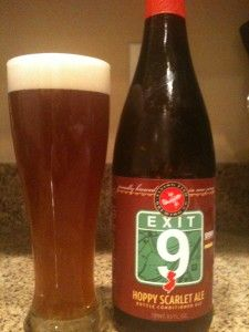 Not a Beer fan but need to try some of this next season...The Rutgers exit