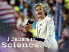 I Believe in Science