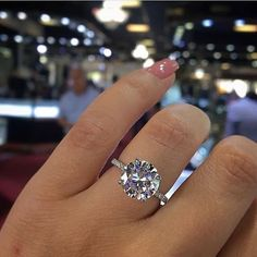 """2,812 Likes, 36 Comments - DIAMOND & JEWELERY (@jewelerypage) on Instagram: """"Fall in love everytime I see this!  Tag a friend who needs this! . . Ring by @sellerofjewels . .…"""" #weddingring"""