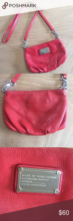 Marc by Marc Jacobs cross-body handbag. EUC Excellent preloved condition! Very little signs of use. From a clean, smoke and pet hair free home. Marc by Marc Jacobs Bags Crossbody Bags